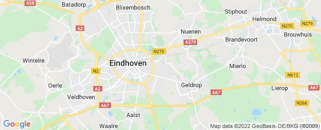 Het Gelukshuis 2 - Locatie Eindhoven