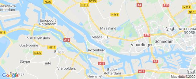 B&B Pakhuis Maassluis - appartement de Bolder