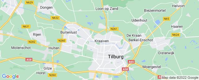 Het Gelukshuis - Tilburg