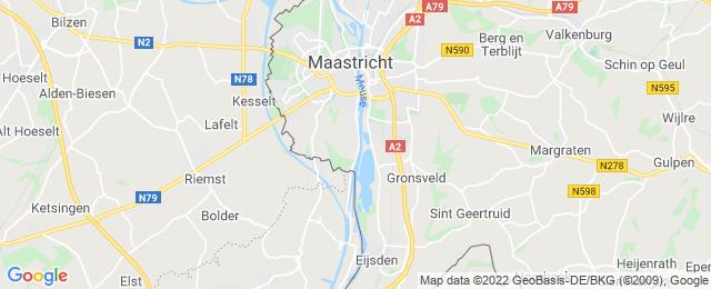 Natuurhuisje - Vergroende betonnen kubus Maastricht