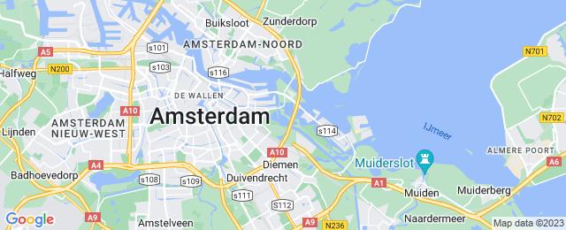 Marina Parcs - Havenlodge Amsterdam