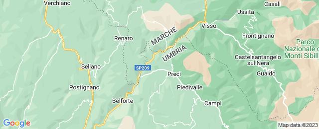 Tendi - Camping Il Collaccio