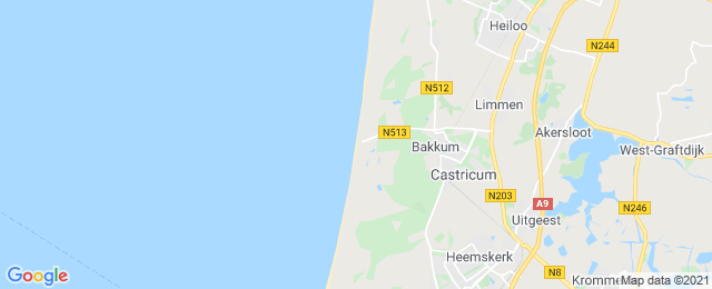 Belvilla - Modern Strandhuisje Castricum aan Zee