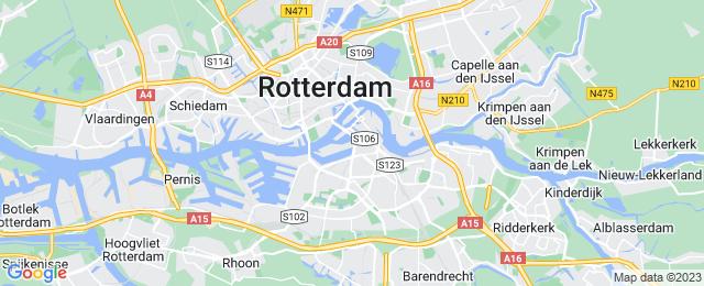 Wikkelboat Rotterdam Rijnhaven 1