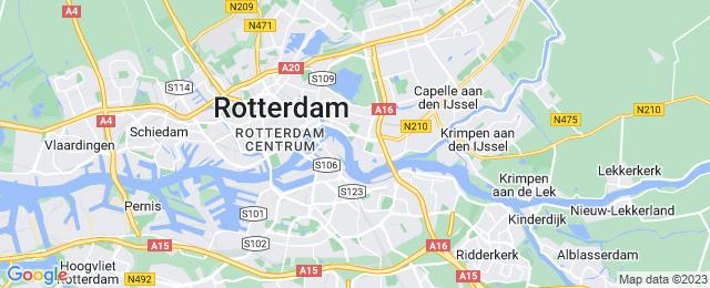 Logeerboot Rotterdam-Kralingen