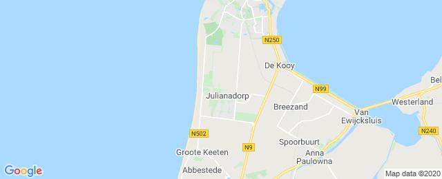 Landal - Strandhuisje Julianadorp aan Zee
