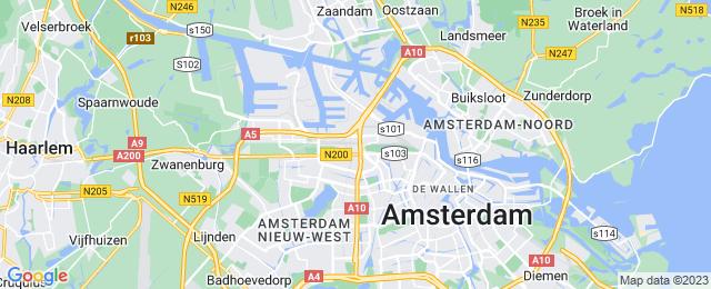 Trainlodge Amsterdam - Treinhostel
