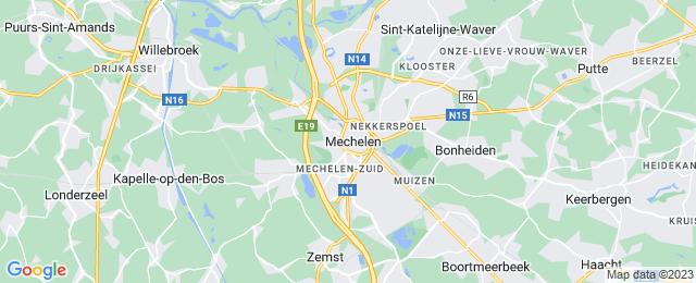 Booking - Kerk Mechelen
