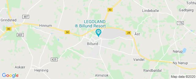 Buro ScanBrit - Legoland hotel