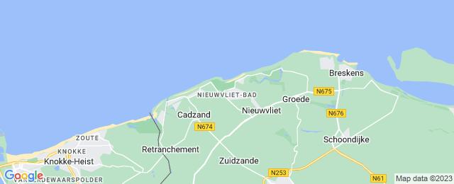 Roompot - Beach Lodge Nieuwvliet-Bad