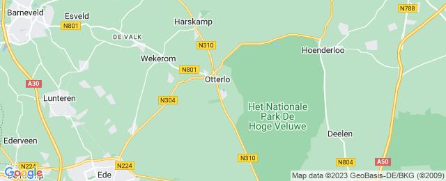 Droomparken De Zanding - Buitenhuis