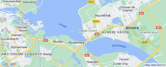 Marina Muiderzand - Waterbubbel