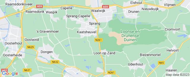Efteling Loonsche Land - Boomhut