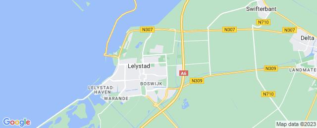 Buytenplaets Suydersee - Zeecontainer