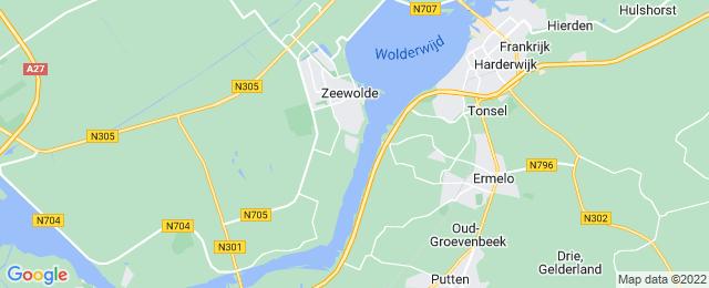 RCN Zeewolde - Safaritent Woody