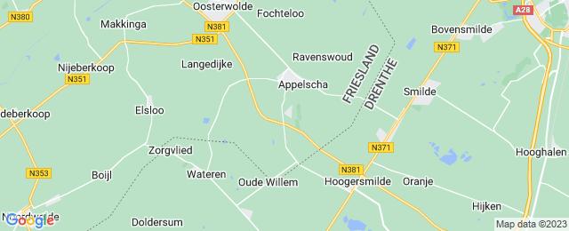 RCN de Roggeberg - Tentvillalodge
