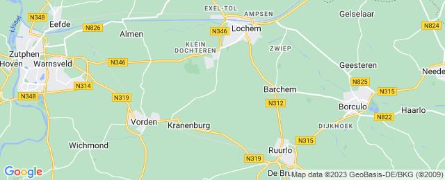 Natuurhuisje - Cabin Barchem