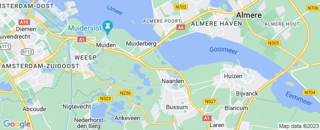 Marina Parcs - Havenlodge Naarden