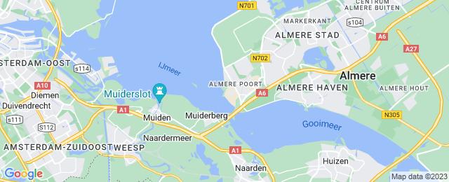 Marina Parcs - Havenlodge Almere
