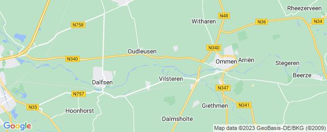 Oeverhorst - Beneden suite