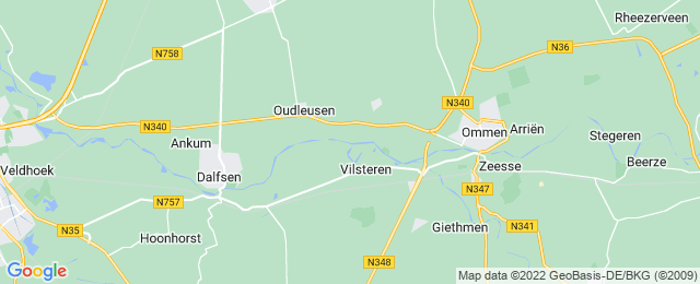 Oeverhorst - Boven suite