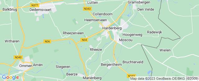 De Zandstuve - Rheezerlodge