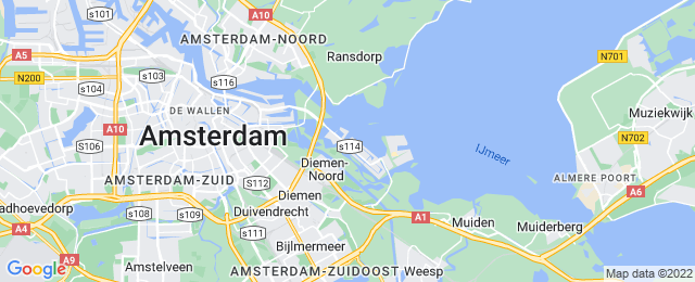 B&B Houseboat Amsterdam - Cementtanker