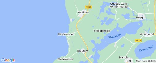 Welgelegen Workum - VW Bus Hut