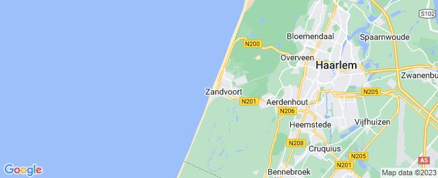 Aan Zee - Sea Lodge Zandvoort